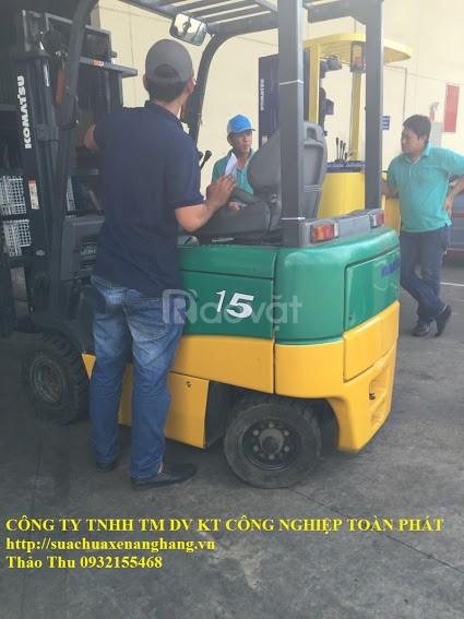 Bán xe nâng dầu, điện, xăng ga các loại giá rẻ