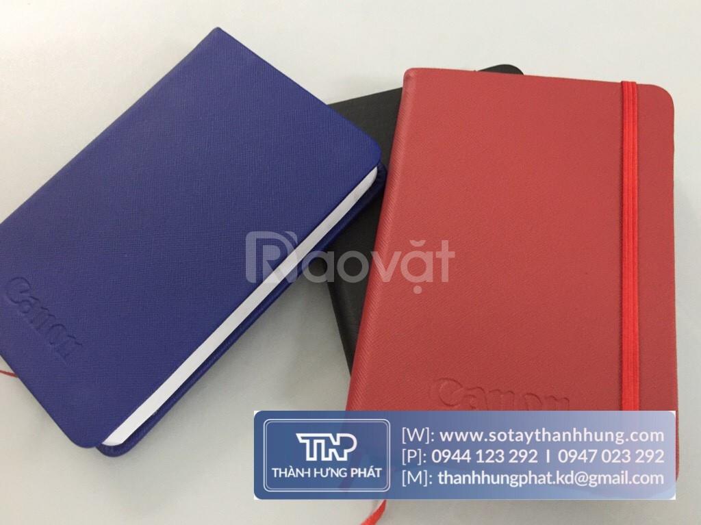 Xưởng sản xuất sổ tay, sổ da quà tặng cho doanh nghiệp tại tpHCM