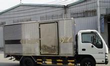 Xe tải Isuzu 1 tấn thùng kín QKR77FE4 giá 485 triệu (Giá lăn bánh)