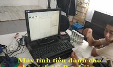 Bán máy tính tiền giá rẻ cho văn phòng phẩm tại Bạc Liêu