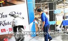 Ben nâng rửa xe máy giá rẻ