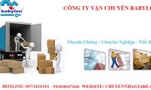 Cho thuê xe tải 1t25, xe tải 1.5 tấn, 2.5 tấn tại Thanh Trì giá rẻ