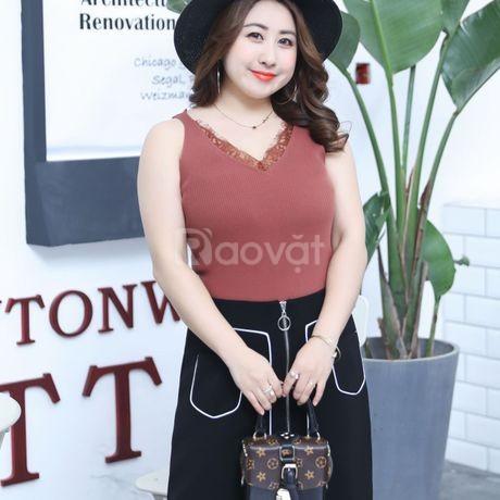 Cửa hàng quần áo big size ở Hà Nội