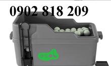Thanh lý máy phát banh golf bán tự động màu xám