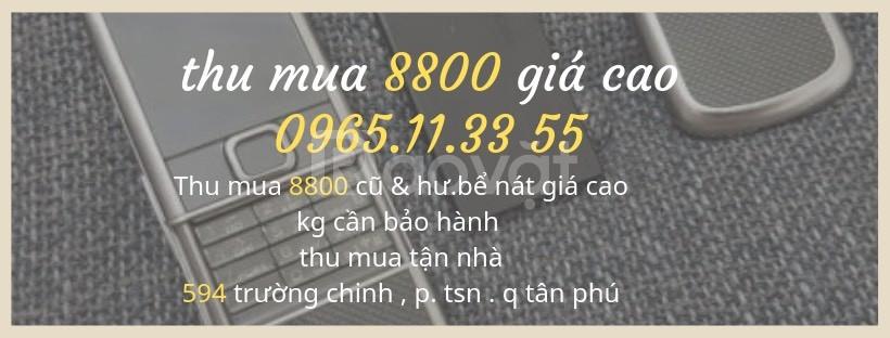 Thu mua điện Nokia 8800 giá cao, mua bán sửa chửa 880 (ảnh 1)