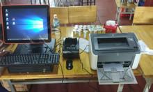 Lắp đặt máy tính tiền giá rẻ cho nhà hàng, quán ăn tại Gia Lai