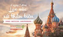 Khuyến mãi tour du lịch Nga (8N7D)