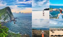 Du lịch Quan Lạn - Minh Châu trọn gói hè 2019