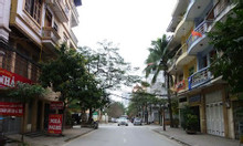 Đất mặt phố Trần Quang Diệu, vỉa hè, ô tô tránh, giá nghẹt thở