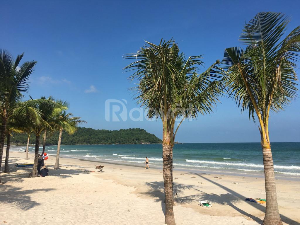 Đất mặt biển sở hữu lâu dài Vịnh hòn Rơm D.A Sunny Villa