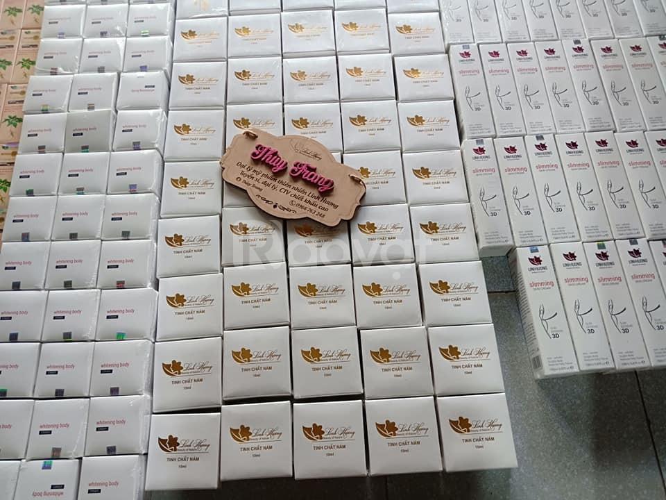 Bỏ sỉ số lượng lớn son kem Linh Hương tại Tp.HCM