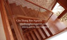 Cần bán lan can cầu thang bằng kính tại Mai Dịch, Hà Nội