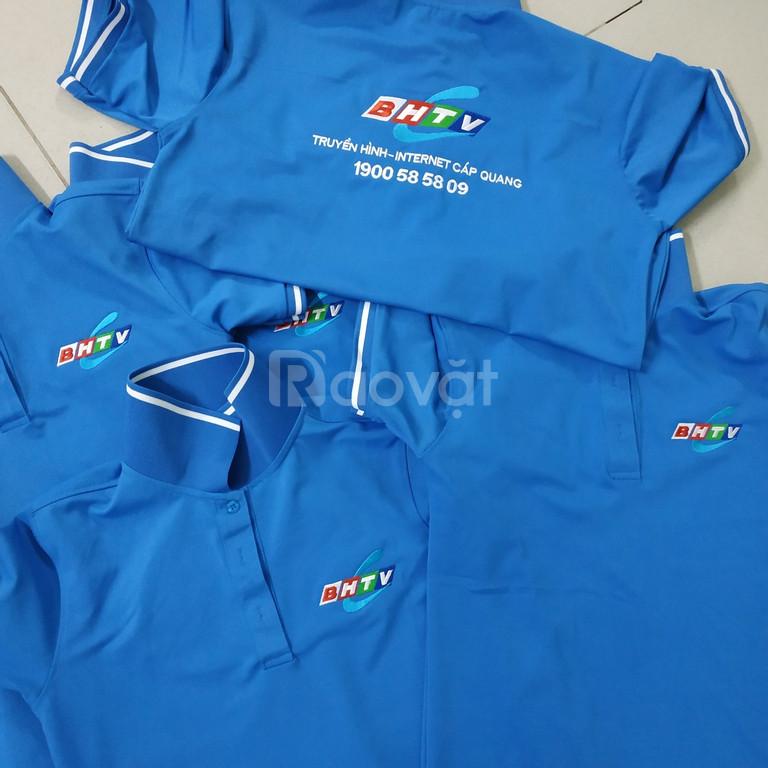 Xưởng may áo thun, áo gió đồng phục công ty