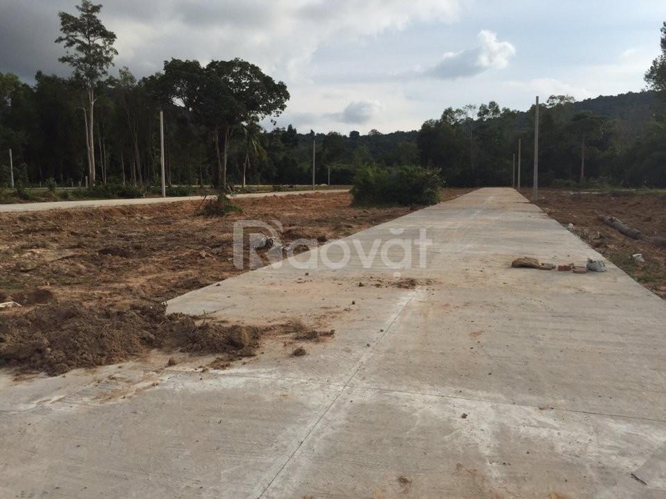 Bán đất nền ngay trung tâm Dương Đông huyện Phú Quốc giá đầu tư