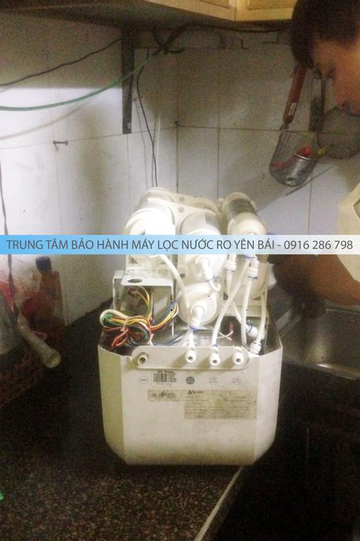 DV sửa máy lọc nước, thay thế lõi lọc định kỳ - RO Yên Bái