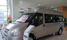 Ford Transit 16 chỗ, dẫn đầu thị trường trong phân khúc xe 16 chỗ