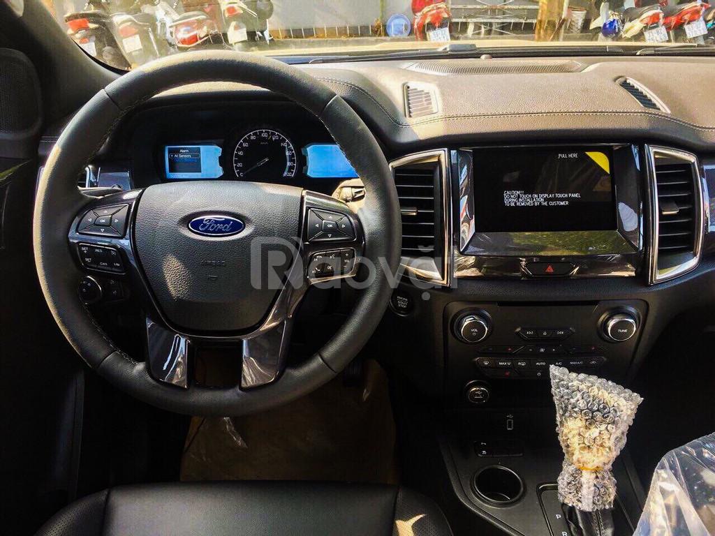 Ford Everest giá tốt - Xe giao ngay - Nhiều ưu đãi