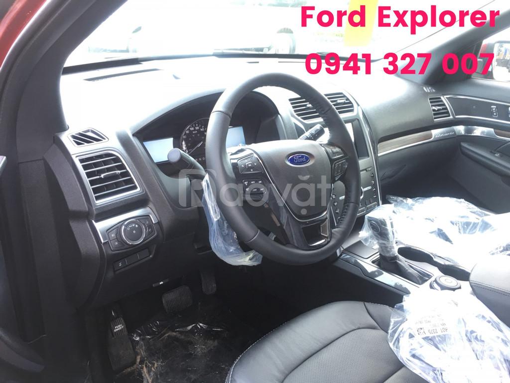 Thanh lý Ford Explorer 2018