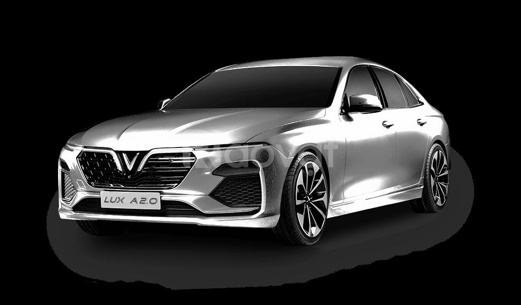 VinFast LUX A2.0 - Xe Việt Công Nghệ BMW