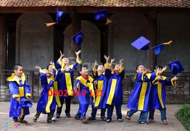 Cho thuê lễ phục tốt nghiệp giá rẻ TPHCM
