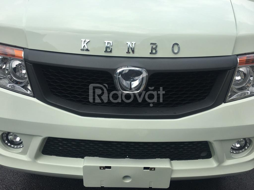 Xe tải Kenbo 990Kg 2019, thùng dài 2m6 giá ưu đãi hấp dẫn
