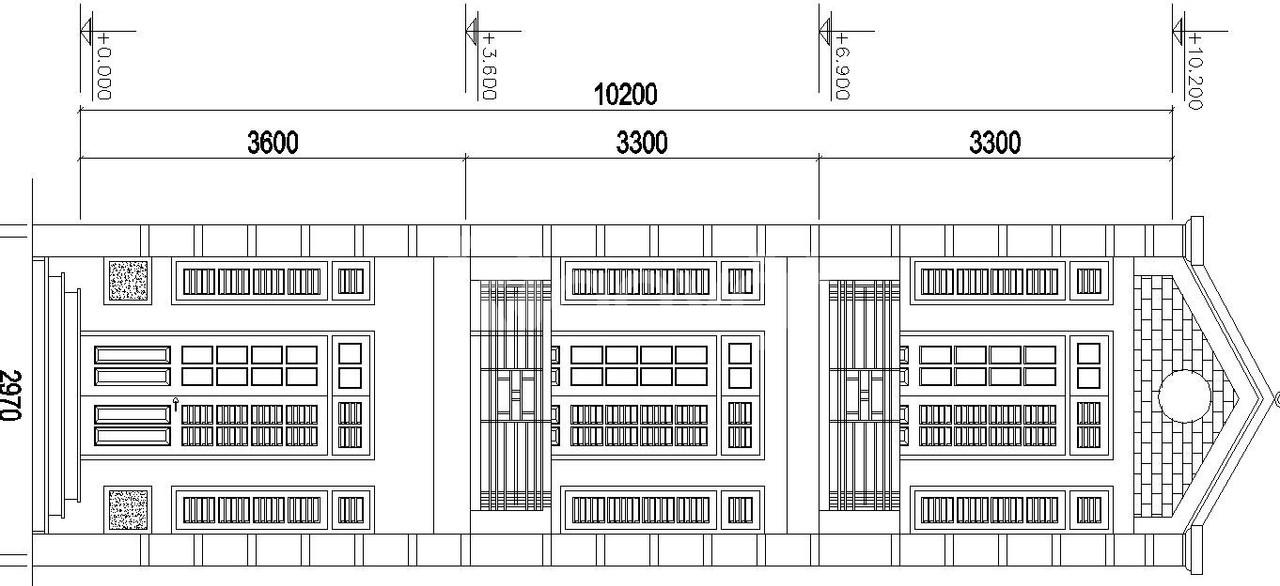 Nhà mới xây, 2 tầng  mới xây 86m2