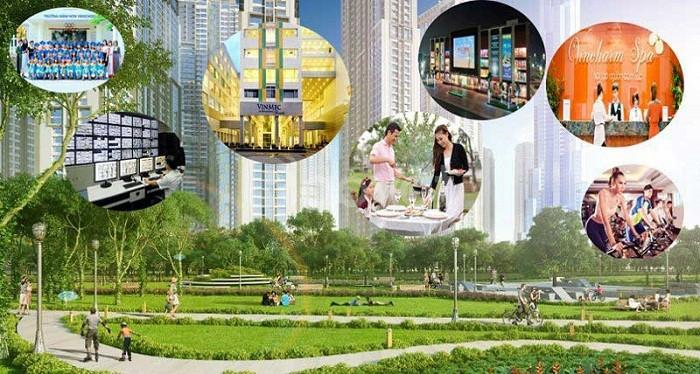 Cần bán gấp biệt thự liền kề, shop và và shophouse mặt trước khu đô thị Vincity Gia Lâm