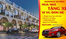 Mua nhà tặng xe sang khu đô thị Đảo Rồng Đà Nẵng