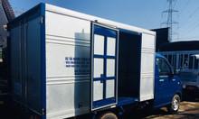 Xe dưới 1 tấn - Kenbo 990kg thùng kín, máy xăng 1.3 | chỉ 5 lít/100km