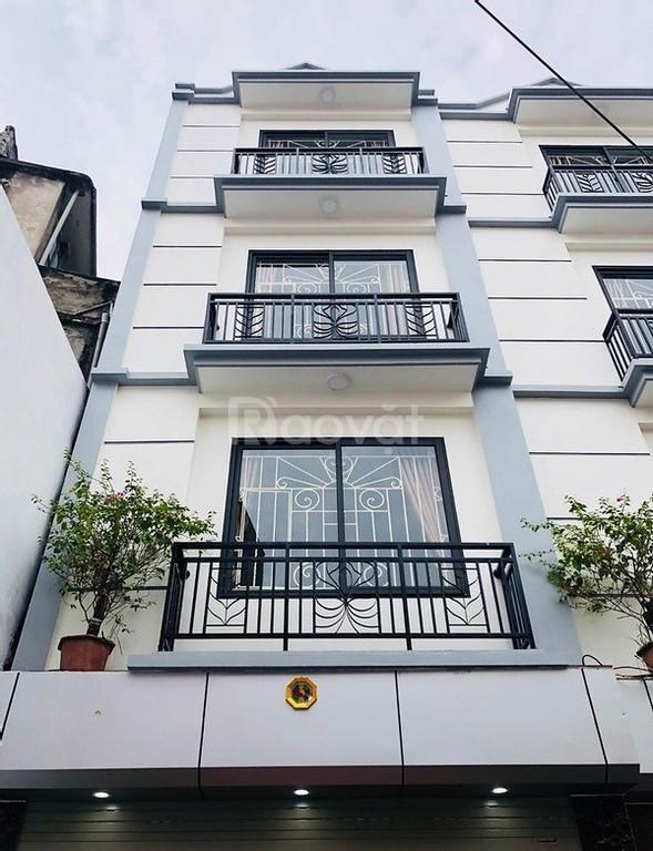 Bán nhà Khương Trung, Thanh Xuân, kinh doanh, ô tô tránh, 4 tầng