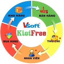 Phần mềm quản lý bán hàng miễn phí, phần mềm bán hàng miễn phí Vsoft
