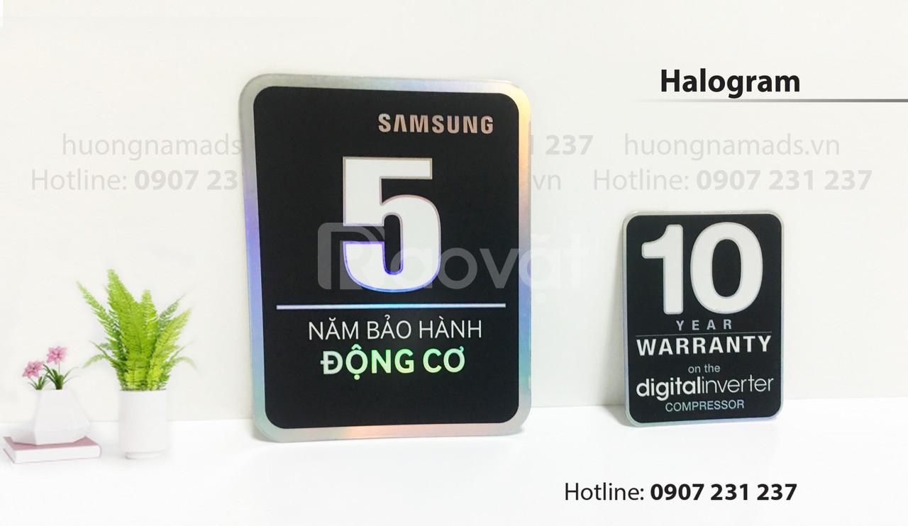 Chuyên in vật phẩm quảng cáo, quà tặng, thẻ nhựa 3D (ảnh 3)