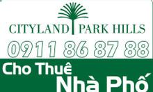 Danh sách 40 căn BDS Cityland Park Hills cho thuê vị trí đẹp