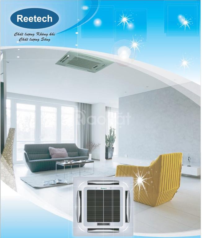 Ưu điểm tính năng máy lạnh âm trần Reetech  - Báo giá mới nâm trần