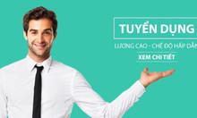 Tuyển NV kinh doanh  tại Hà Nội đi làm ngay