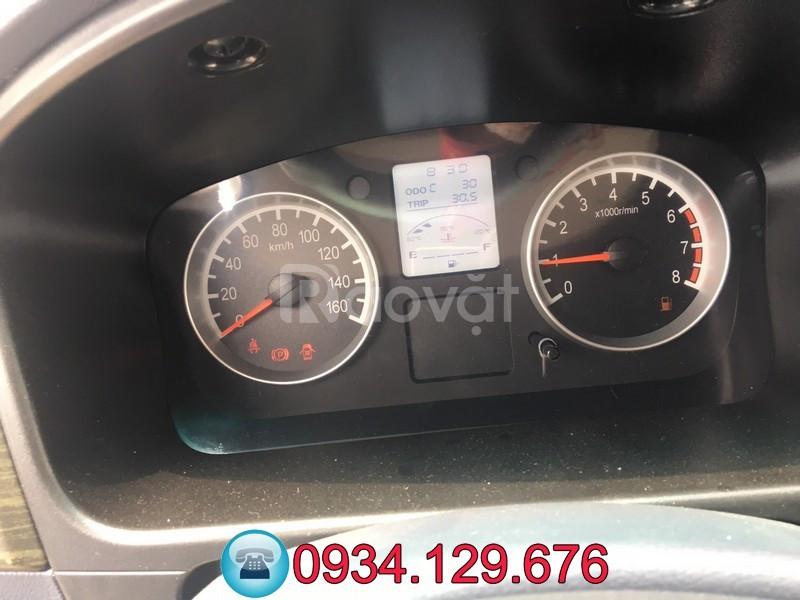 Xe van Dongben 5 chỗ 495kg, xe bán tải Dongben 5 chỗ 695kg