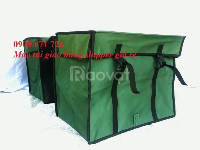Nhận may túi giao hàng shipper, cung cấp trọn bộ túi chuyển phát nhanh