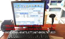 Combo thiết bị tính tiền, phần mềm bán hàng cho shop quần áo
