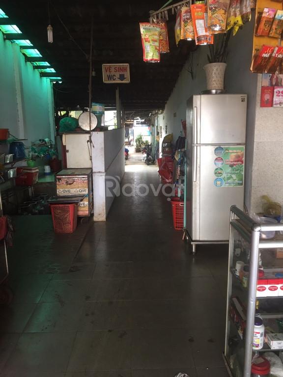Bán nhà và mặt bằng quán ăn mặt tiền QL20, huyện Thống Nhất, tiện KD
