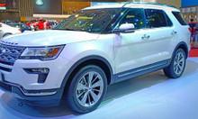 Ford Explorer phiên bản có gì thay đổi?