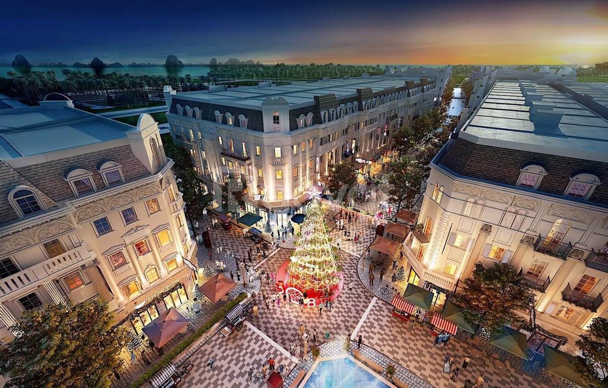 Shophouse Europe Hạ Long CĐT Sungroup, CK 700 triệu, vay 70% ls 0%