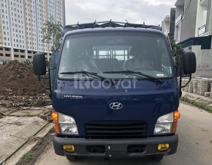 Bán xe tải Huyndai N250, hỗ trợ trả góp lên đến 90% toàn quốc