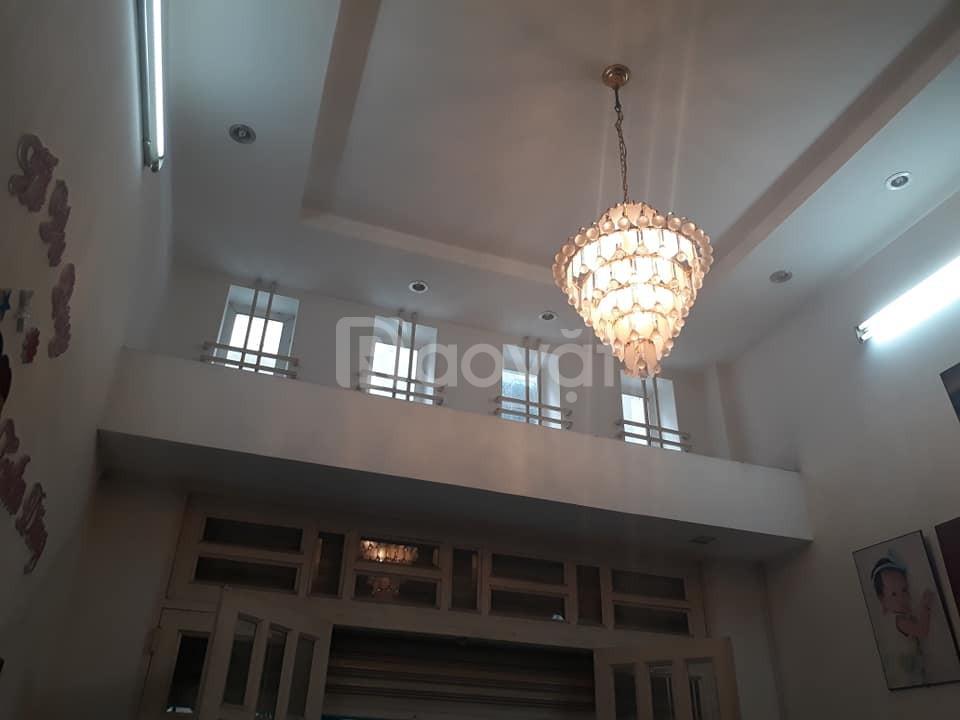 Bán nhà HXH, 4 tầng, 04 Phòng ngủ, 65m2, 9 tỷ, Lý Thái Tổ, quận 10
