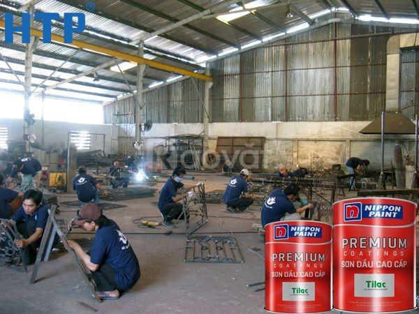 Cửa hàng bán sơn phản quang Nippon uy tín, chất lượng tại Sài Gòn