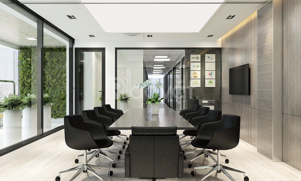 Cho thuê văn phòng trọn gói diện tích từ 10m2 tại Trung Kính, Yên Hòa