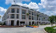 Nhà kiểu Âu 2 lầu 1 trệt đường Nguyễn Hữu Trí gần chợ Đệm, giá 2.4T