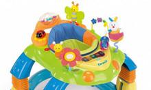 Xe tập đi Brevi Giocagiro cho bé 3 trong 1 có đồ chơi Bre-551