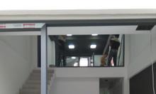 Cho thuê nhà mới xây làm văn phòng, hẻm xe tải đường CMT8, Q. Tân Bình