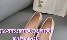 Đục lỗ giày dép ví da quận 12 TPHCM