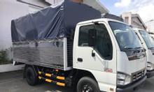 Giá xe Isuzu QKH270, màu trắng, hỗ trợ giá vay cao